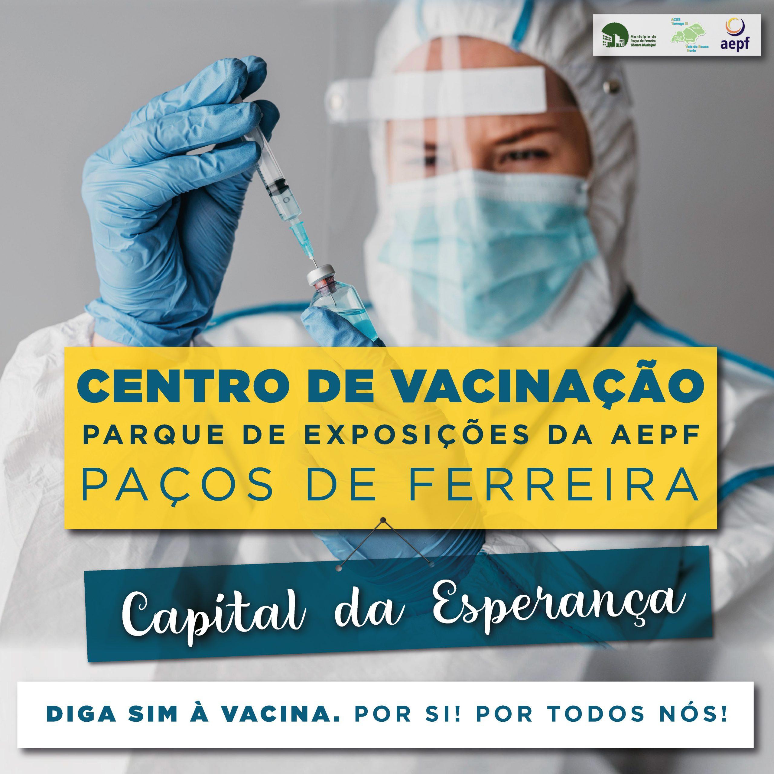 Centro de Vacinacao – Covid19